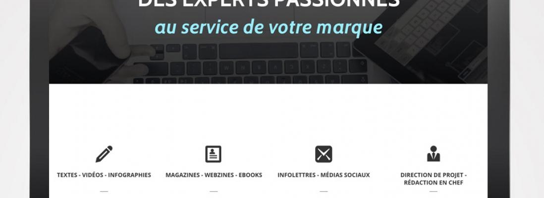 Nouveau site web pour FUGU!
